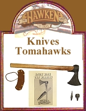 The Hawken Shop Knives and Tomahawks
