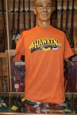 HAWKEN SHOP ORANGE TEE (CLOSEOUT) HAWKEN SHOP ORANGE TEE